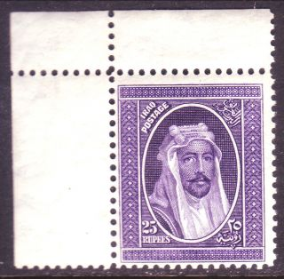 1931 Iraq 25r Sg 92 Og (cv 1200 Pounds For Hinged) King Faisal I photo