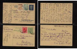 Yugoslavia Uprated Postal Cards photo