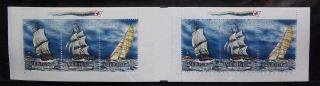 Sweden 1992 Europa - Sailing Ships Booklet. . photo