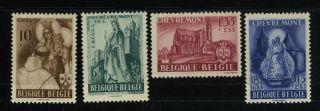 Belgium - Sc B451 - B454 - Chevremont Basilica photo