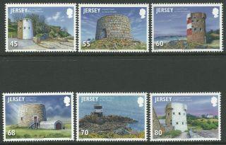 Jersey 2012 - Architecture Coastal Towers Landscape Nautical Landscape - photo
