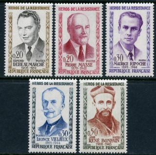 France: Heroes Of The Resistance (959 - 963) photo