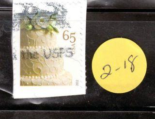 Wedding Cake 65c Yr: 2012 photo