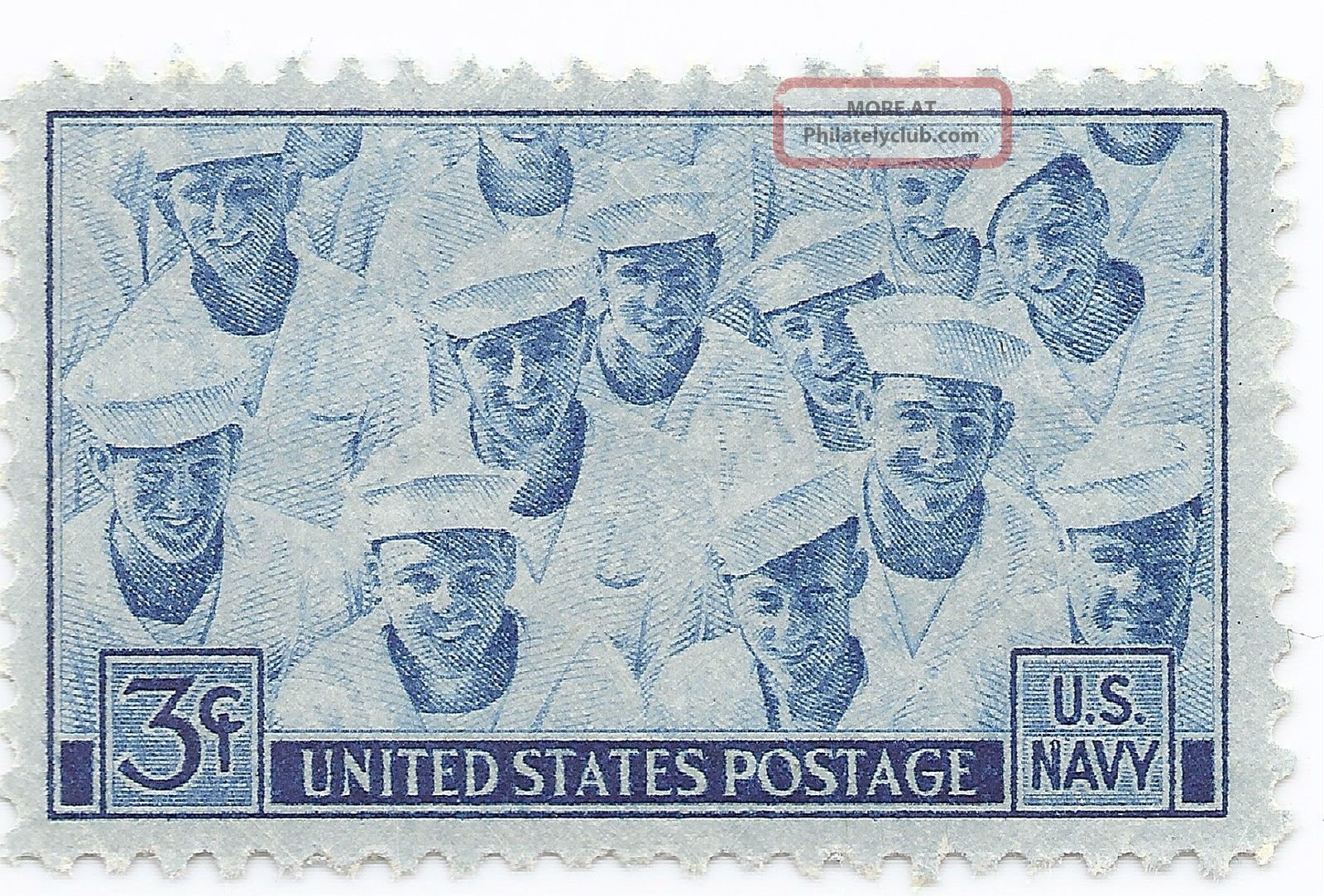 1945 U S Stamp Us Navy 3 Cent Stamp Ww2 Era Stamp P1 United States photo