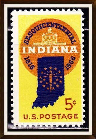 Us Single Stamp Scott 1308 photo
