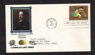 1486 Henry Ossawa Tanner,  Painter photo