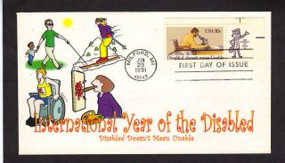 1925 International Year Of The Disabled photo