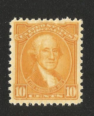 Us 715 10 Cent Washington Bicentennial,  Single Stamp photo