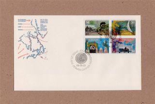 Canada Post 1988 Explorers