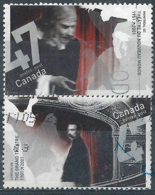 Canada.  2001. .  Theatre.  (3485) photo