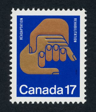 Canada 856 Helping Hands,  Rehabilitation photo