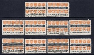 Canada 400 (9) 1962 5 Cent Trans - Canada Highway Completion 10 photo