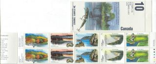 1992 Sc Bk 145b Heritage Rivers Open Cover With Ti photo
