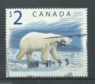 Canada - 1997 - Sg1759 - Cv £ 1.  75 - photo