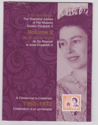 The Diamond Jubilee Of Her Majesty Queen Elizabeth Ii Volume 2 1963 - 1972 Folder photo