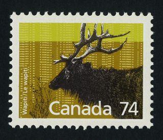 Canada 1177 Wapiti photo
