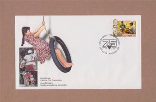 Canada Post 1997 Canadian Tire 75th Anniversary