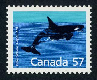 Canada 1173 Killer Whale photo