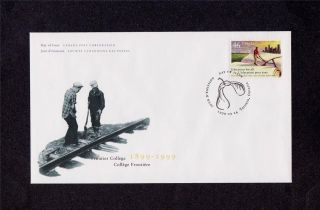 Canada Post 1999 Frontier College 100th Anniversary