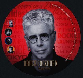 Canada 2483 Booklet Bk460 Bruce Cockburn,  Music photo