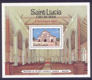 Saint Lucia 871 - Architecture,  Christmas,  Church photo