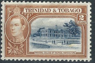 Trinidad & Tobago.  1938/44.  Mm.  (2957) photo