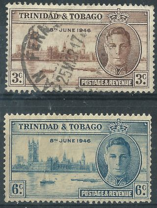 Trinidad & Tobago.  1946. .  (2958) photo