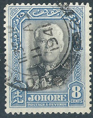 Malaya - Johore.  1940. .  (2878) photo