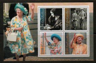 Gibraltar Sgms941 2000 Queen Mother photo
