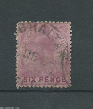 Gibraltar - 1926 - Sg97a - Cv £ 3.  50 - photo