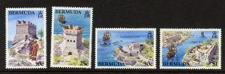 Bermuda 429 - 32 Southampton Fort,  Ships photo