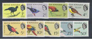 British Honduras - 1962 - Sg202 To Sg210 - Cv £ 30.  00 - Mounted photo