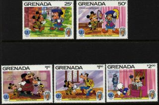 Grenada 1317 - 21 Disney,  The Prince And The Pauper photo