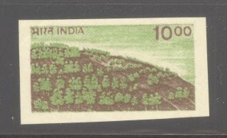 India Scarce Imperf Scott 576b Hard To Find photo