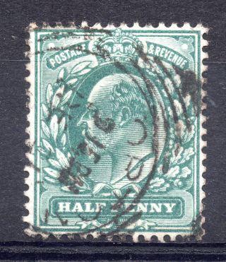 Gb = Postmark - E7,  ` (g) Orton` (manchester) Squared Circle photo