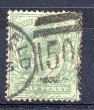 Gb = Postmark - E7,  `504 / Mansfield` Duplex photo