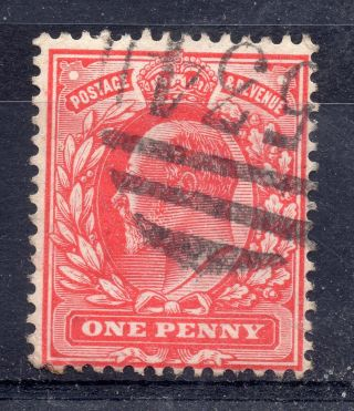 Gb = Postmark - E7,  `534 / Moreton - In - Marsh` Duplex photo