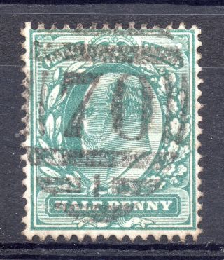 Gb = Postmark - E7,  `70 (1) / Bideford` Duplex photo