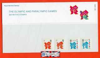2012 Olyimpic & Paralyimpic Games Definitive Pack No 92 photo