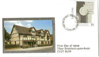 11 April 1995 National Trust Cover Stratford Upon Avon Fdi photo