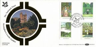 24 August 1983 British Gardens Benham Bocs (2) 21 First Day Cover Sissinghurst photo