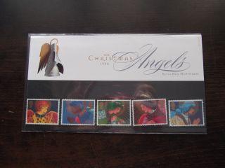 1998 Christmas Royal Mail Presentation Pack 292 photo