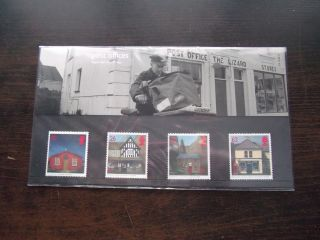 1997 Sub - Post Offices Royal Mail Presentation Pack 279 photo