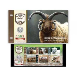 The 2014 Manx Ark Rare Breeds Presentation Pack photo