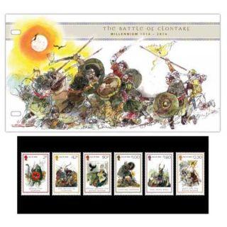 The 1014 - 2014 Battle Of Clontarf Millennium Presentation Pack photo