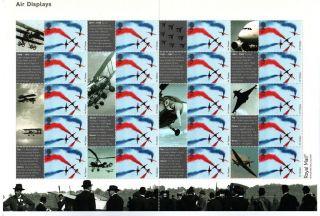 Ls47 Air Displays 2008 Generic Smilers Full Sheet photo