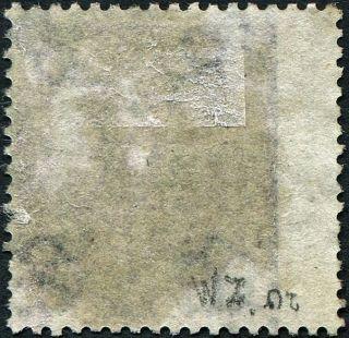 Great Britain 1862 (qv) 6d Deep Lilac Sg83 Cv £135.  00