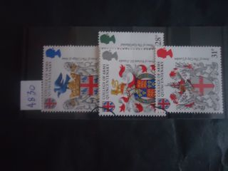 Great Britain 1984 Heraldry Vfu photo