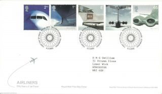 Great Britain - 2002 - Sg2284 To Sg2288 - Cv £ 8.  00 - Postal photo