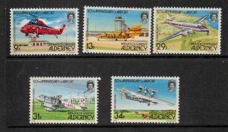 Alderney Sga18/22 1985 Aircraft photo